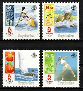 Seychelles stamps 2008 Set MNH - Olympic Games