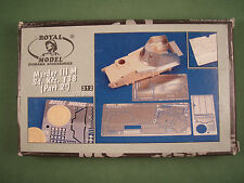 ROYAL MODEL 1/35 RÉSINE KIT DE CONVERSION allemand Marder III M sd.kfz 138 (