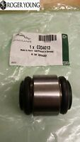 Genuine Jaguar rear lower shock absorber bush.  S type,XF,XK,XJ,F type