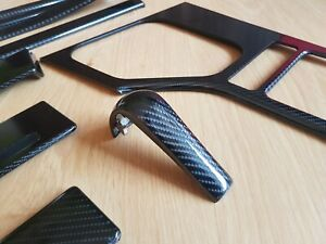 BMW E39 interior trim OEM wrapped 5D carbon FREE SHIPPING