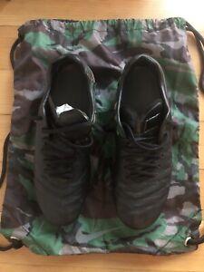 NWB Nike Tiempo Legend Cleats Men's US 7.5 EU 40.5 UK 6.5 $210 Camo