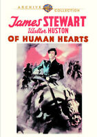 Of Human Hearts [New DVD] Manufactured On Demand, Full Frame, Dolby, Mono Soun
