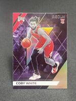 2019-20 Panini Chronicles Recon Coby White RC Bulls #295 Rookie
