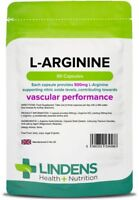 L-Arginine 500mg 90 Capsules  Bodybuilding Supplements Muscle Amino Acid Lindens