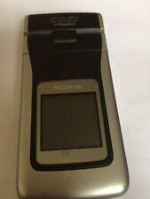 Nokia N90 - Pearl black (Unlocked) Smartphone