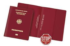 Veloflex 3259800 Document Safe hülle Reisepasshülle Rfid/nfc-schutz