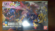 New 1/144 #038 Hgbf Gundam Tryon 3 Model Kit Bandai Japan