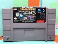 Star Trek: Deep Space Nine - Crossroads of Time (Super Nintendo) Snes SNES