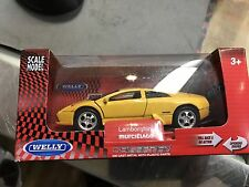 Welly Lamborghini Murcielago DieCast model Car (11cm long)