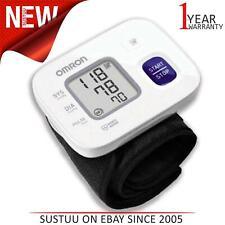 Omron RS2 Intellisense Automatic Wrist Blood Pressure Monitor│Large LCD Display│