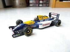 New listing Williams Renault FW15 Damon Hill #0 1993 MINICHAMPS 1/43 F1 Formula 1 Defect