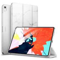 "ESR Yippee Trifold Smart Protective Cover Case For iPad Pro 11"" 2018 Marble"