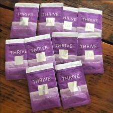 Thrive Le-Vel 10 Packets Of Women's Lifestyle Capsules NOT EXPIRED