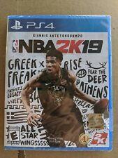 NBA 2K19 (Sony PS4, 2018) sealed