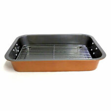 Gold Coast Copper Roasting Pan with Rack
