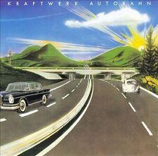 Autobahn Kraftwerk CD 1ST PRESSING EMI Electrola IMPORT WEST GERMANY 564-7 46153