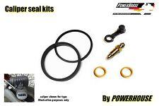 Yamaha RD 200 DX 75-78 front brake caliper seal repair kit 1975 1976 1977 1978