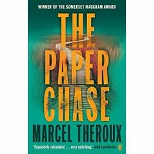 The Paperchase - New Book Theroux, Marcel