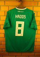 Kroos Germany Jersey 2018 2019 Away L Shirt BR3144 Football Adidas Trikot Maglia