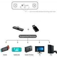 Route Air Bluetooth Wireless Audio Transmitter Adapter für Nintendo Switch