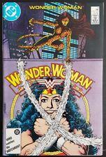 WONDER WOMAN #9 (1987 DC) *ORIGIN OF THE NEW CHEETAH* NM-/NM