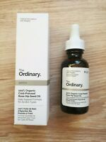 The Ordinary 100% Organic Cold-Pressed Rose Hip Seed Oil 2 x 30ml Face Serum