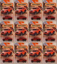 MATCHBOX #79 Mercedes-Benz G63 AMG 6x6, 2019 issue ● LOT of 12x (NEW in BLIST)