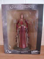 dark horse deluxe game of thrones cersei baratheon figure never removed from box