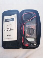 Cen Tech Dt 266 Digital Clamp Meter Tested And Working