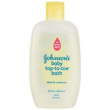 Johnson's Baby Top to toe Baby Wash Tear Free Bath 110ml Baby Care