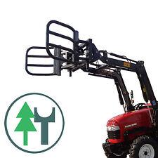 Rundballenzange Ballengreifer Zange für Frontlader Traktoren Eurotrack 304 / 244