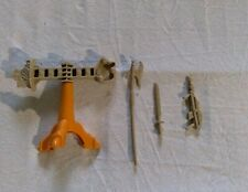 Original 1981 MOTU Castle GraySkull Weapons & Battle Trainer. He Man GreySkull
