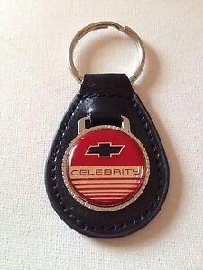 Chevrolet Celebrity Keychain Chevy key chain