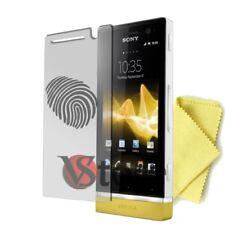 2 Película Matt Para Sony Xperia U ST25i Anti-glare Anti-huellas Películas