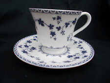 Royal Doulton YORKTOWN. Teacup and Saucer. Taller, smooth shape