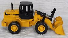 Bruder Tractor F 130 Front End Loader Construction Made in Germany Yellow Black