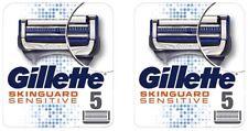 Gillette SkinGuard Sensitive Systemklingen x2 5er Pack 10 Stück Neu