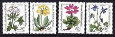 Germany Berlin 9NB204-07 MNH 1983 Various Flowers Complete Set Very Fine