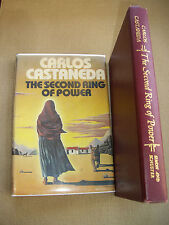 Carlos Castaneda, The Second Ring of Power, hardback Book, 1st edition, 1977