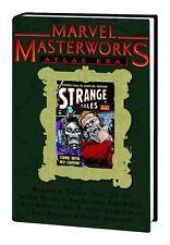 MARVEL MASTERWORKS ATLAS ERA STRANGE TALES VOL #3 HARDCOVER DM VARIANT #140 HC