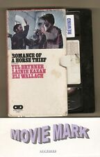 """ROMANCE OF A HORSE THIEF"" 1971 (Allied Artists Video) Lainie Kazan TOPLESS! vhs"