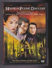 House of Flying Daggers (2004) OOP! Ziyi Zhang