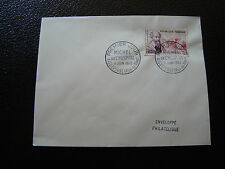 FRANCE - enveloppe 1er jour 11/6/1960 michel de l hospital (cy12) french