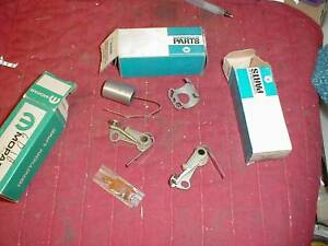 NOS MOPAR 1970-71 HEMI & 440 6 PACK POINTS & COND SET