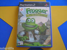 FROGGER THE GREAT QUEST - PLAYSTATION 2 - PS2