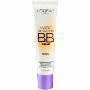 LOreal Paris Skin Care Magic Flawless Skin Beautifier BB Cream