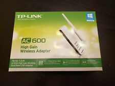 TP-Link AC600 High Gain Dual Band USB Wireless WiFi network Adapter PC & Laptops