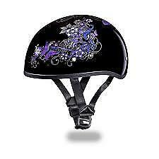 Daytona Butterfly Helmet D6-B - NEW - Size XL
