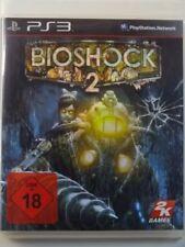 !!! PLAYSTATION PS3 SPIEL Bioshock 2 USK18, gebraucht aber GUT !!!