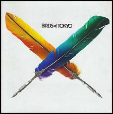 BIRDS OF TOKYO - SELF TITLED CD ~ PLANS-WILD AT HEART~SADDEST THING I KNOW *NEW*